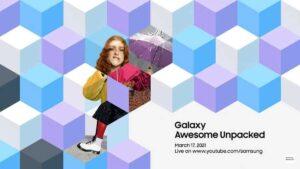 Samsun Galaxy Launch Event