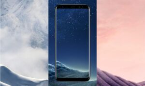 Samsung Galaxy S8 and S8 Plus Wallpapers