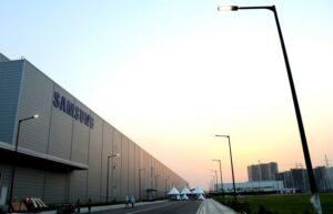 Samsung Noida