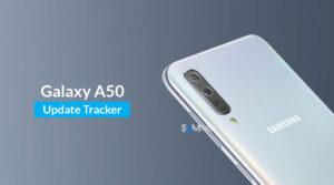 Galaxy A50 Update