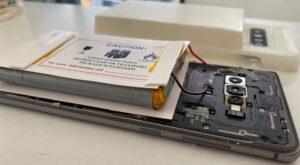 Galaxy S10+ Battery